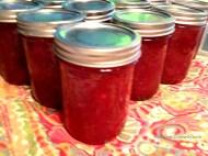 Shelagh's Strawberry Jam Copyright Shelagh Donnelly