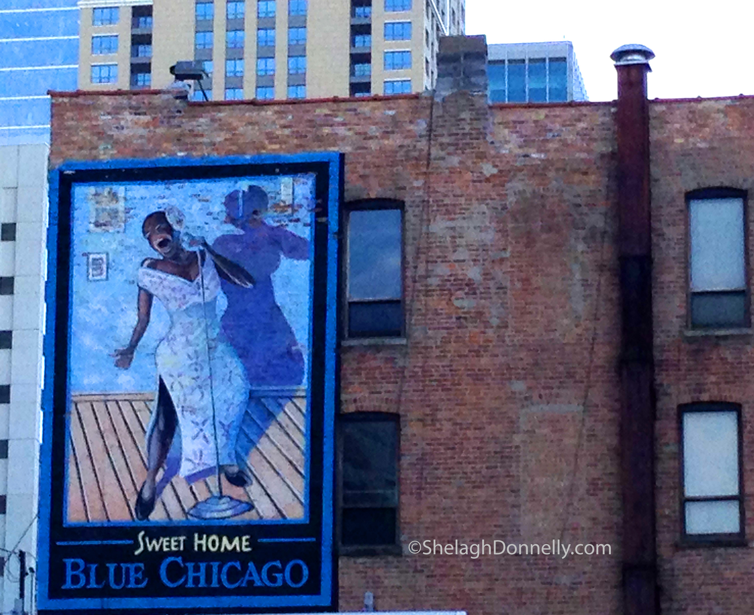 Blue Chicago 1205 Copyright Shelagh Donnelly
