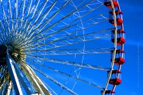 Navy Pier Ferris Wheel Chicago1674 Copyright Shelagh Donnelly