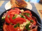 Greek Salad 3594 Copyright Shelagh Donnelly