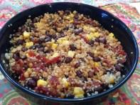Quinoa, Grain Salad 6307 Copyright Shelagh Donnelly