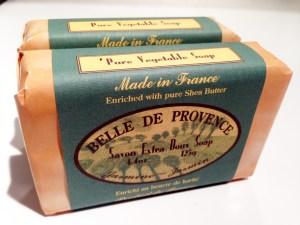 Belle De Provence Jasmine soaps
