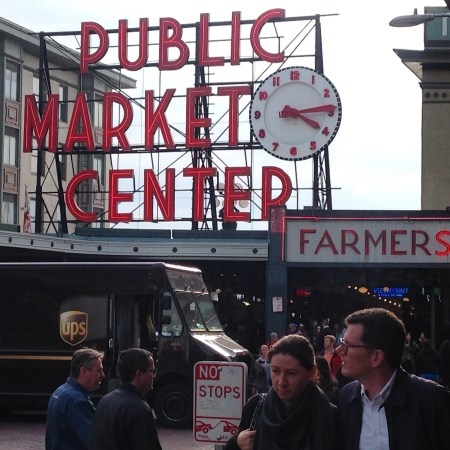 Pike Place Market Copyright Shelagh Donnelly