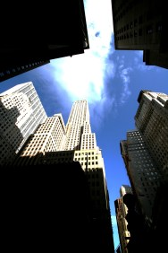 NYC Financial District 6016 Copyright Shelagh Donnelly