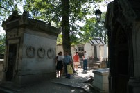 Pere Lachaise Paris Copyright Shelagh Donnelly