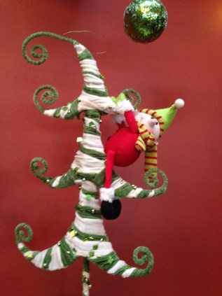 Christmas Time Copyright Shelagh Donnelly