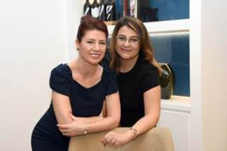 Filiz Yurttaşer (L) and Menekşe Ahbab - Turkey