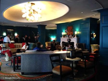 Hotel Monaco Lobby 4193 Copyright Shelagh Donnelly