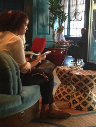 Living Room, Hotel Monaco Alexandria Copyright Shelagh Donnelly