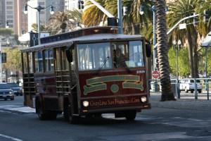 San Fran Transit 8031 Copyright Shelagh Donnelly