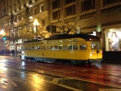 San Fran Transit Copyright Shelagh Donnelly