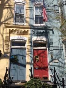 Doors of OT Alexandria Copyright Shelagh Donnelly