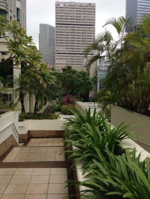 IC Singapore Poolside Deck 8708 Copyright Shelagh Donnelly
