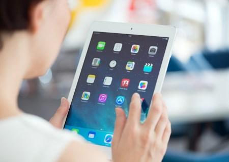 Social Media on iPad