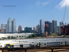 Hudson Yard from High Line 9243 NYC Copyright Shelagh Donnelly