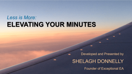 Elevating-Your-Minutes-Shelagh-Donnelly