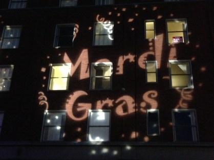Mardis gras Copyright Shelagh Donnelly