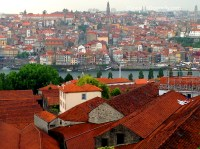 Porto Rooftops1739 Copyright Shelagh Donnelly