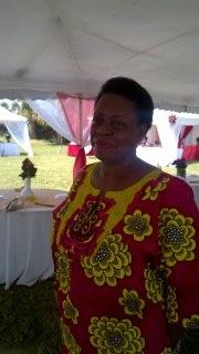 Kamanzi, Lilian - Uganda
