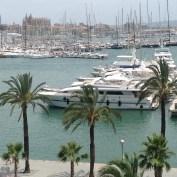 Palma de Mallorca Copyright Shelagh Donnelly