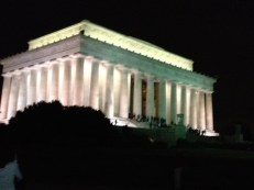 Lincoln Memorial Copyright Shelagh Donnelly