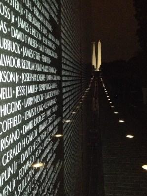 Vietnam Veterans Memorial 1953 Copyright Shelagh Donnelly