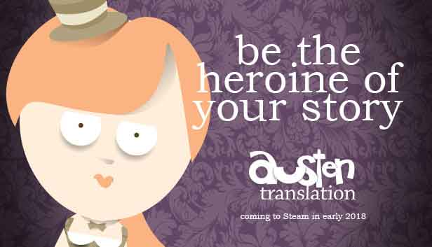 Image of a quote from the game Austen Translation