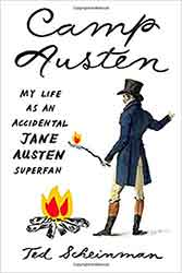 Image of the book cover for Camp Austen by Ted Scheinman