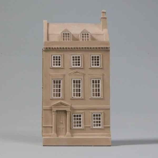 Image of a Timothy Richards' Jane Austen house