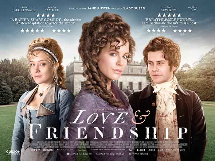 Poster image for Love and Friendship