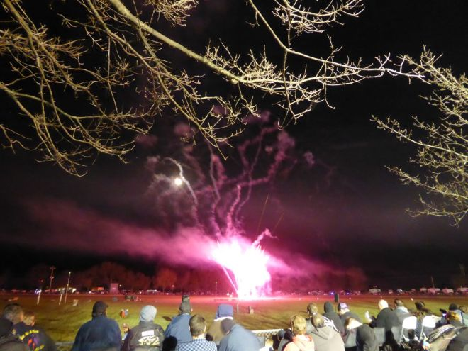 Gunning Fireworks Festival - 13/09/2014