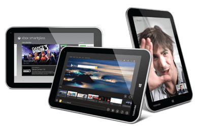 Toshiba Encore Tablet