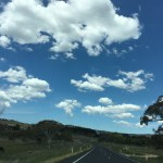 On the road to Merimbula