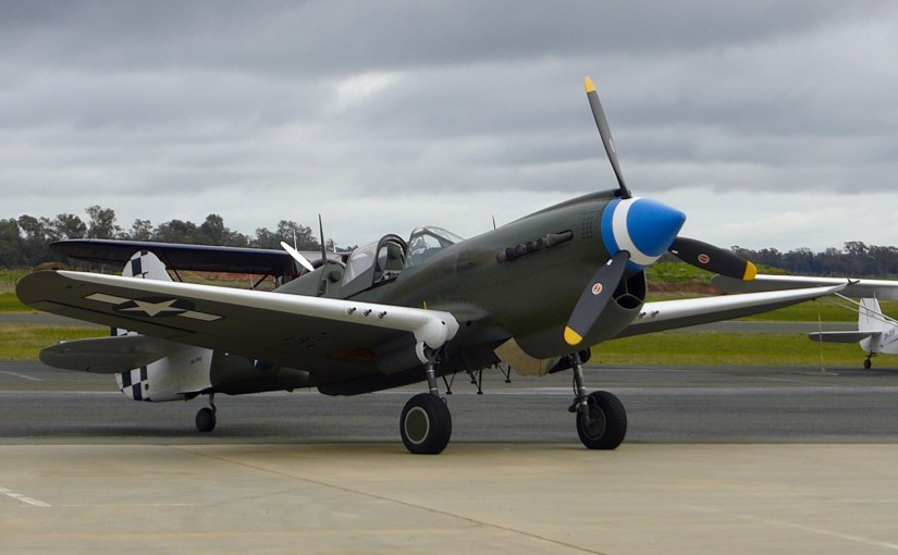 Temora Aviation Museum – 2nd July 2016