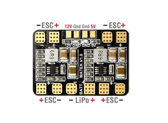 Matek Micro PDB