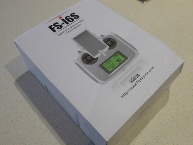 FlySky FSi6S Box