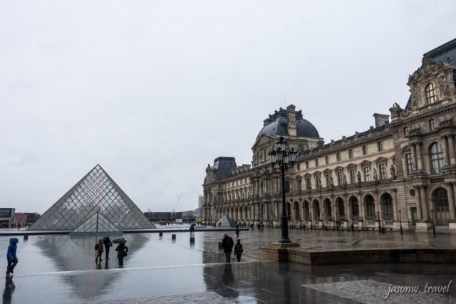 Musee du Louvre 羅浮宮
