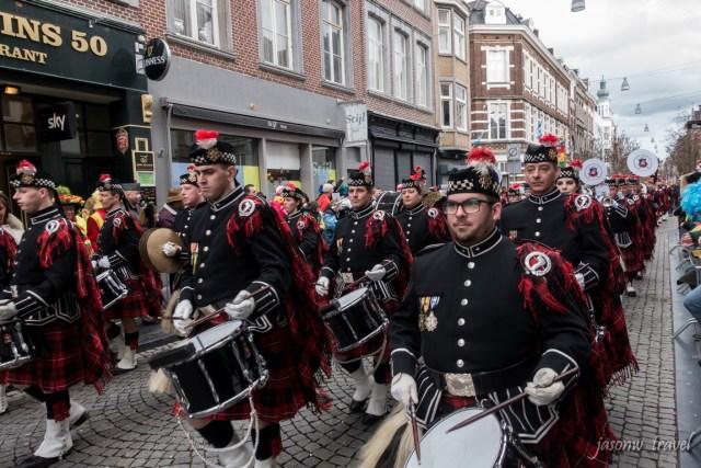 Maastricht Carnival 馬斯垂克嘉年華