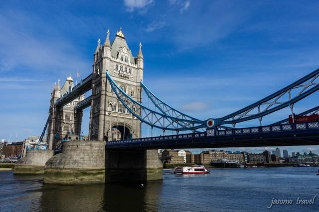 Tower Bridge 塔橋