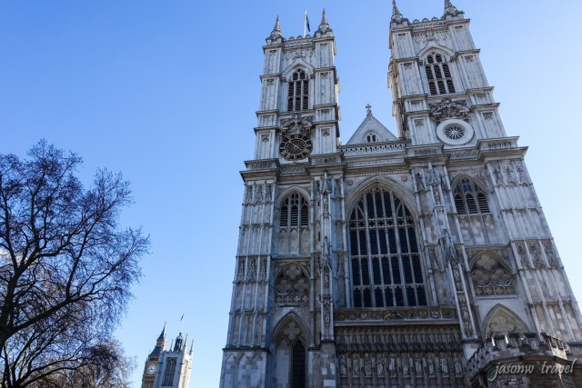 Westminster Abbey 西敏寺