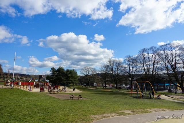 巴斯 Bath Royal Victoria Park