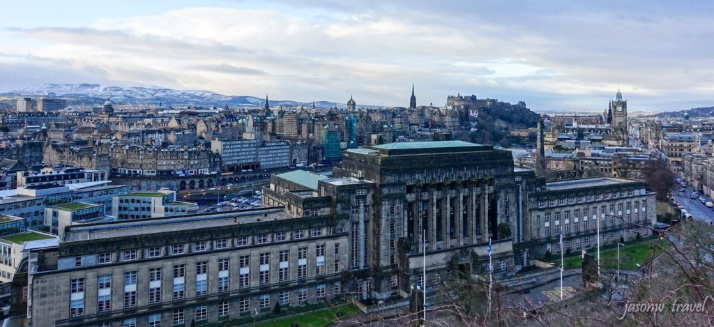 Edinburgh Calton Hill 愛丁堡卡爾頓山