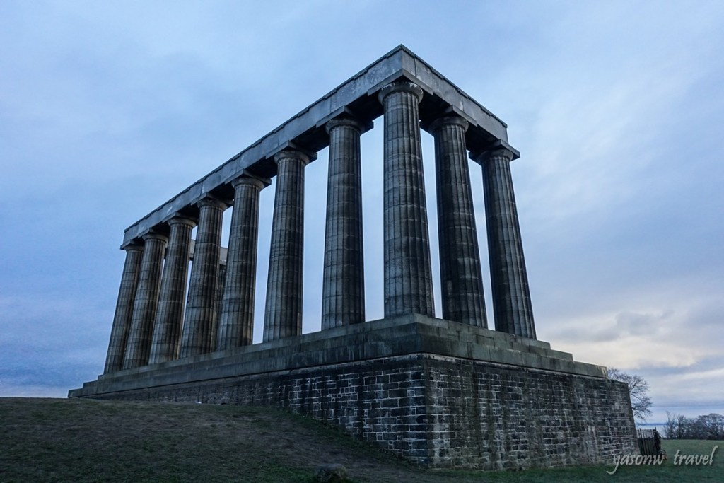 Edinburgh National Monument 愛丁堡國家紀念堂