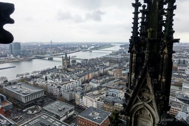Kölner Dom 科隆大教堂登頂