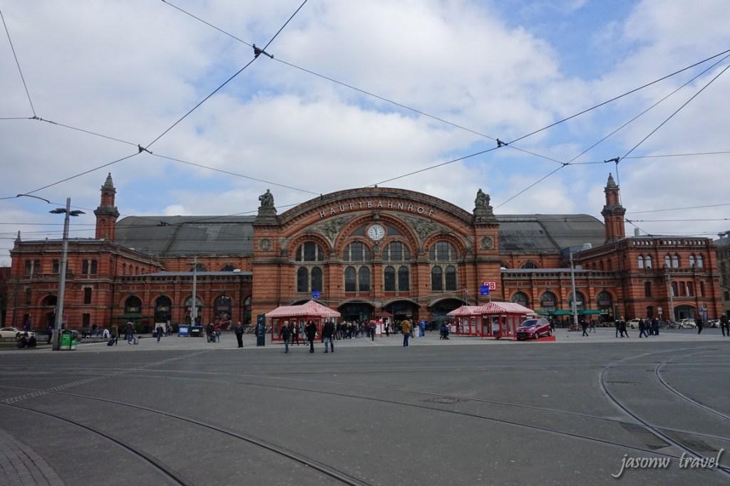 Bremen Hauptbahnhof 不萊梅中央火車站