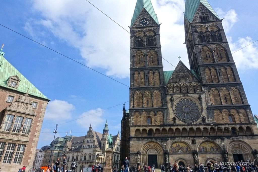 Bremen St. Petri Dom 不萊梅聖彼得大教堂