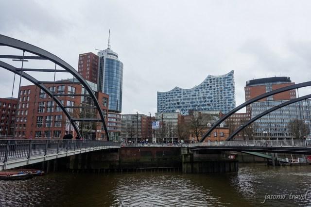 Hamburg Speicherstadt 漢堡倉庫城
