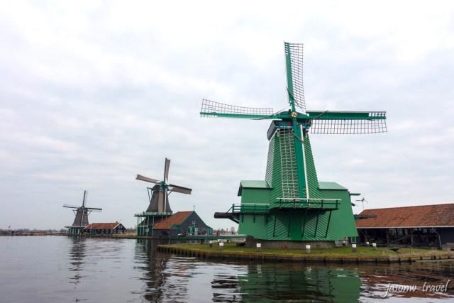 荷蘭風車村 Zaanse Schans