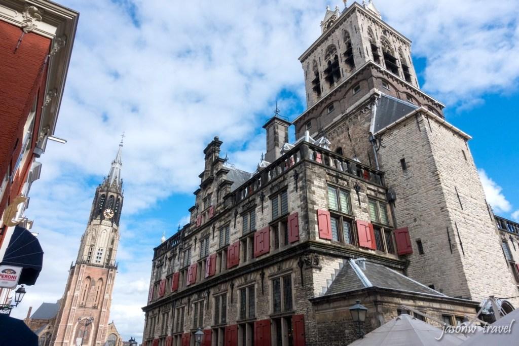 Stadhuis van Delft 台夫特市政廳