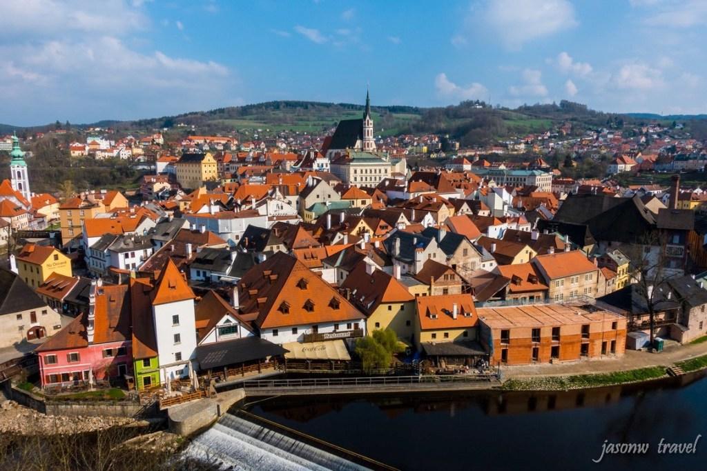 捷克CK小鎮 Český Krumlov